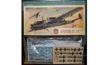 бомбардировщик Dornier Do-17E/F 1:72 Airfix, сборные модели авиации, scale72
