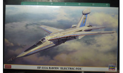 самолет РЭБ EF-111A Raven 'Electric Fox' (F-111A) 1:72 Hasegawa