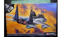 учебно-боевой истребитель F-15D Eagle 1:72 Academy, сборные модели авиации, scale72