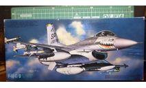 истребитель F-16C/D Fighting Falcon 1:72 Fujimi, сборные модели авиации, scale72
