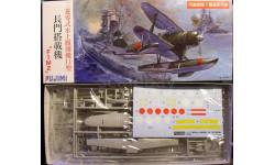 гидросамолет Mitsubishi F1M2 Pete 1:72 Fujimi