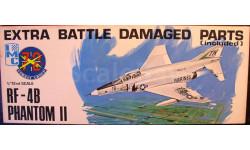 разведчик RF-4B Phantom с повреждениями   1:72 IMC, сборные модели авиации, 1/72
