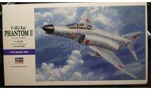 истребитель F-4EJ Kai Super Phantom  1:72 Hasegawa, сборные модели авиации, scale72