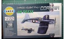 Vought  F4U-1 Corsair 1:72 Smer(Heller) Hi-Tech, сборные модели авиации, scale72