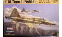 истребитель F-5E Tiger II 1:72 Hobbyboss, сборные модели авиации, Hobby Boss, scale72