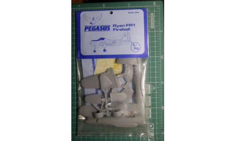 Ryan FR-1 Fireball 1:72 Pegasus, сборные модели авиации, scale72