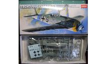 истребитель Фокке-Вульф FW 190A-6/A-8  1:72 Academy, сборные модели авиации, scale72