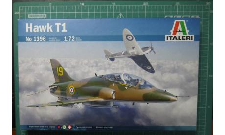 учебно-боевой самолет BAe Hawk T1  1:72 Italeri, сборные модели авиации, 1/72
