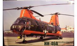 вертолет HH-46A Sea Knight 1:72 Fujimi