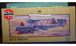 Пассажирский самолет HP.42 Heracles 1:144 Airfix