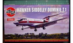пассажирский самолет HS125 Domini 1:72 Airfix