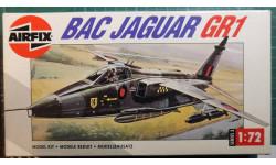 ударный самолет Jaguar GR.Mk1 1:72 Airfix, сборные модели авиации, 1/72