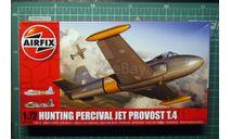 учебный самолет Hunting Persival  Jet Provost T Mk4 1:72 Airfix  (NEW), сборные модели авиации, scale72