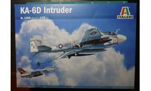 Палубный заправщик  KA-6D Intruder 1:72 Italeri, сборные модели авиации, 1/72
