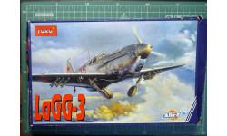 Истребитель ЛаГГ-3  (5 серия) 1:72 ТОКО