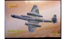 Gloster Meteor NF11/12/14 1:72 Xtrakit/Matchbox, сборные модели авиации, scale72