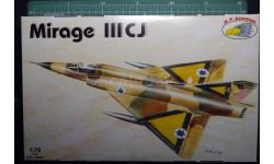 истребитель Mirage IIICJ 1:72 RV aircraft