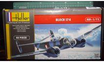 разведывательный самолет  Bloch 174A3 1:72 Heller, сборные модели авиации, scale72