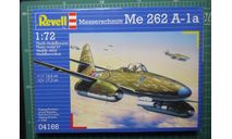 Истребитель Мессершмитт Me 262A-1a 1:72 Revell, сборные модели авиации, scale72, Messerschmitt