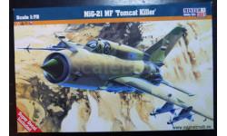 МиГ-21МФ  1:72 Mastercraft, сборные модели авиации, Mistercraft, 1/72