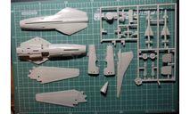 истребитель  МиГ-23 1:72  Academy (без коробки), сборные модели авиации, scale72