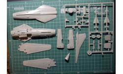истребитель  МиГ-23 1:72  Academy (без коробки)