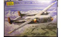 транспортный самолет Nord2501 Noratlas 1:72 Heller, сборные модели авиации, scale72