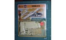 Cessna O-2A Skymaster 1:72 Airfix, сборные модели авиации, 1/72