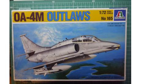 OA-4M Skyhawk Outlaws 1:72  Italeri, сборные модели авиации, scale72