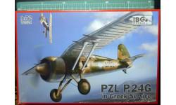 Истребитель PZL P-24G 1:72 IBG (!!!NEW !!!)