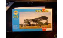 Бомбардировщик Potez 540 1:72  Smer/Heller, сборные модели авиации, scale72