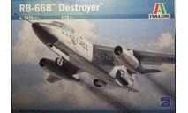 разведывательный самолет RB-66B  Destroyer 1:72 Italeri, сборные модели авиации, scale72