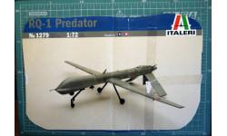 ударный БПЛА RQ-1 Predator 1:72 Italeri