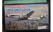 Lockheed  L-1049G Super Constellation (Eastern airlines) 1:144 Minicraft, сборные модели авиации, scale144