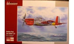 палубный учебный самолет  Boulton Paul Sea Balliot T.21 1:72 Special Hobby