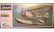 Гидросамолет SOC3 Seagull  1:72 Hasegawa, сборные модели авиации, scale72