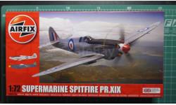 разведчик Supermarine Spitfire PR.XIX 1:72 Airfix NEW