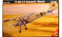 Fiesler Fi 156C-3 Storch 1:72 Mistercraft / Heller, сборные модели авиации, 1/72