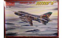 учебно-боевой самолет  Су-17УМ3 1:72  Bilek, сборные модели авиации, Italeri, scale72