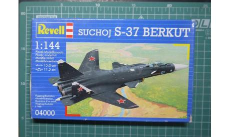 истребитель Сухой С-37 'Беркут' 1:144 Revell, сборные модели авиации, scale144