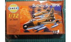 истребитель-бомбардировщик Су-7БМК 1:72 Smeer/KP, сборные модели авиации, Smer, 1/72