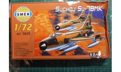 истребитель-бомбардировщик Су-7БМК 1:72 Smeer/KP, сборные модели авиации, Smer, scale72