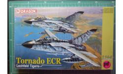 истребитель-бомбардировщик Tornado ECR (2 pcs.) 1:144 Dragon