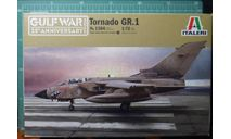 Tornado GR.1  'Gulf war'  1:72 Italeri, сборные модели авиации, 1/72