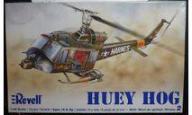 вооруженный вертолет UH-1 Iroquois Huey Hog  1:48 Revell, сборные модели авиации, 1/48