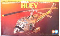 вооруженный вертолет UH-1B Iroquois 1:72 Tamiya/Italeri, сборные модели авиации, scale72