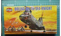 вертолет Vertol 107-11 (UH-46)  Sea Knight 1:72 Airfix, сборные модели авиации, Boeing, scale72