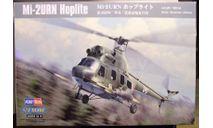 вертолет Ми-2 (Mi-2URN)  1:72 Hobbyboss, сборные модели авиации, Hobby Boss, scale72