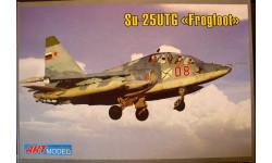 учебный самолет Су-25УТГ 1:72 ART model, сборные модели авиации, 1/72