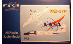 WB-57F NASA 1:72 Mach-2